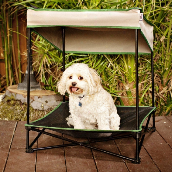 Bravo Sports Quik Instant Pet Shade With Ensnare Bed