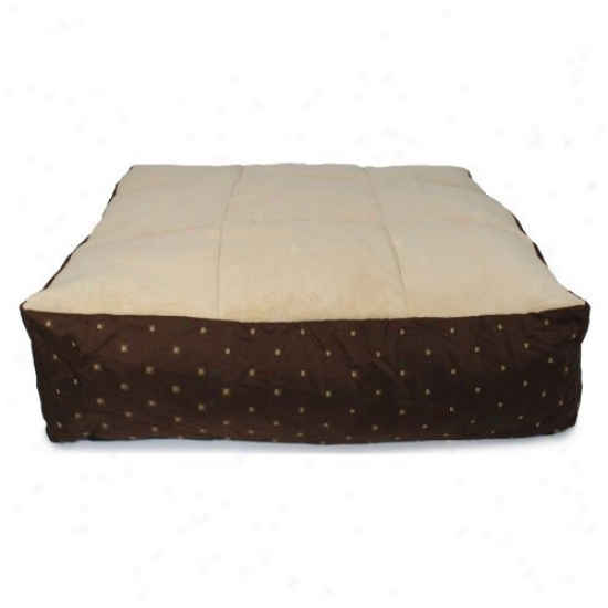 Brinkmann Gusseted Home Decor Pet Bed