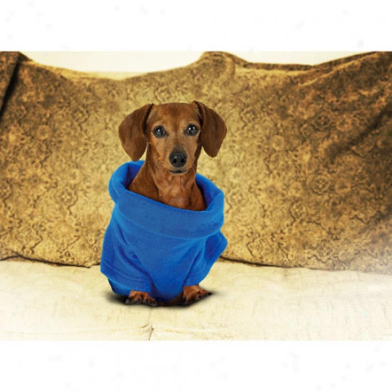 Bulk Buys As Seen On Tv Small Blue Snuggie For Dogs - Pack Of 8