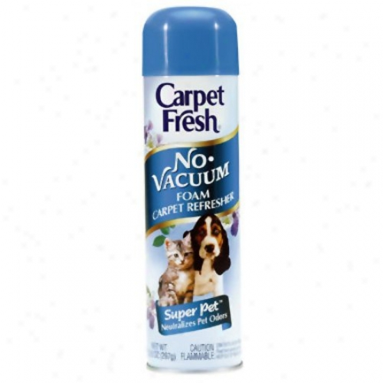 Carpet Fresh 280129 No Vacuum Super Pet dOor Neutralizer