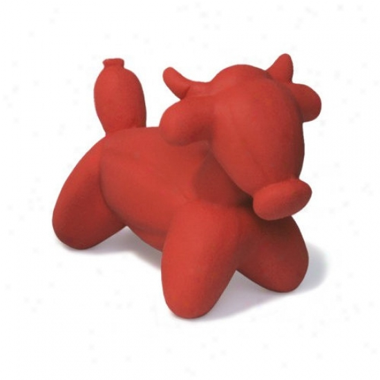 Charming Pet Products Balloon Mkni Bull Dog Toy