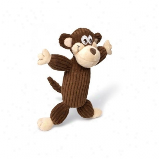 Charming Pet Products Corduroy Murray The Monkey