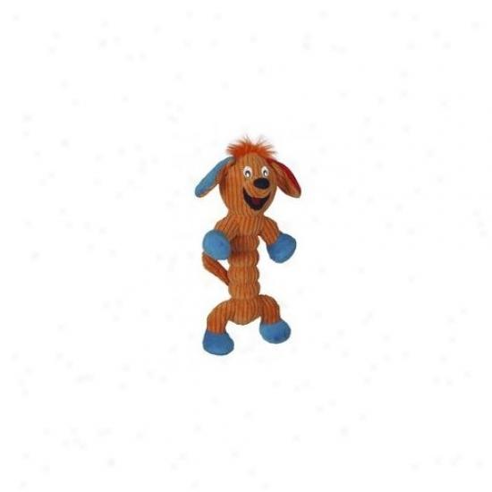 Charming Pet Products Corduroy Zonker Large Dog Dog Toy
