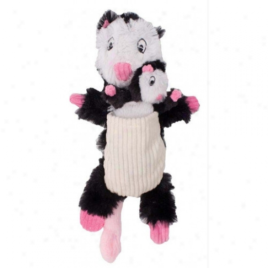 Charming Pet Products Pouch Mates Toy Opossum