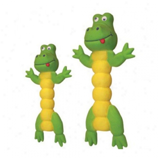 Charming Pet Products Zonkers Gator Dog Toy
