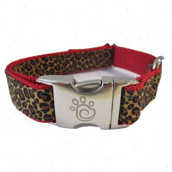 Chief Furry Officer The Zoo Dog Collar