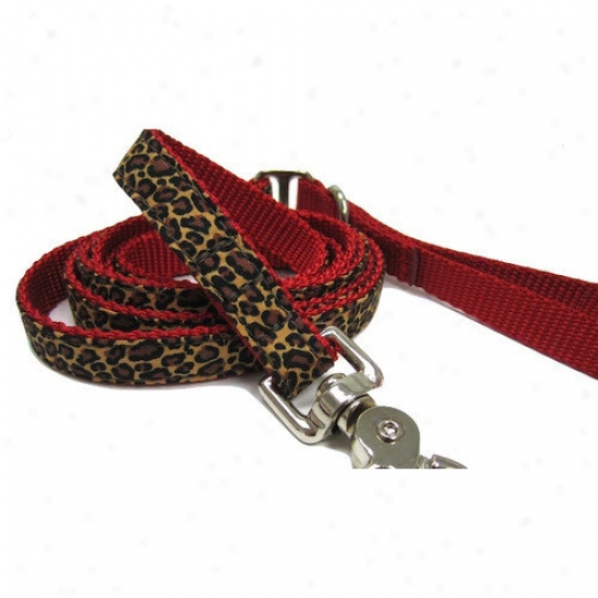Chief Furry Officer The Zoo Dog Leash