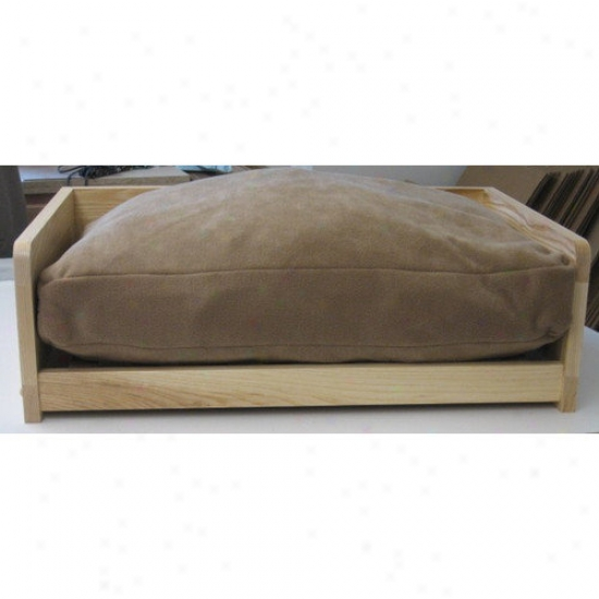 Classic Pet Beds Solid Wood Designer Pet Bed