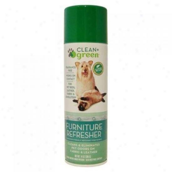 Clean And Green Fabric Pet Refresher 14 Oz