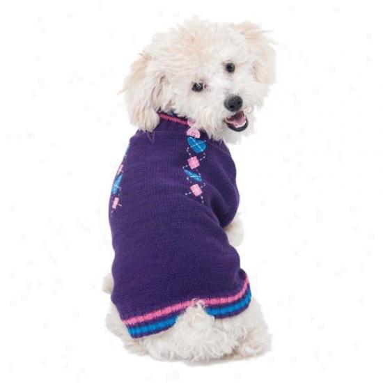 Coed Heart Sweater