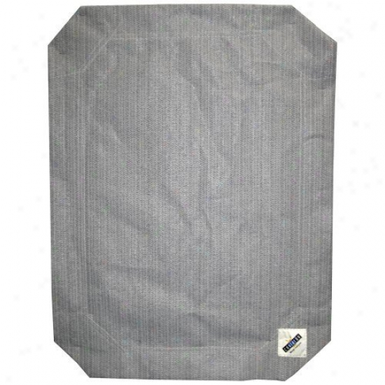 Coolaroo Replacement Dog Bed Cover - Grey