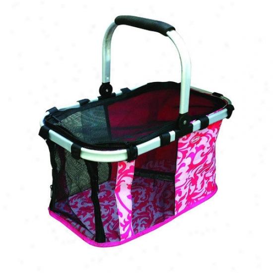 Creative Motion Basket Pet Carrier