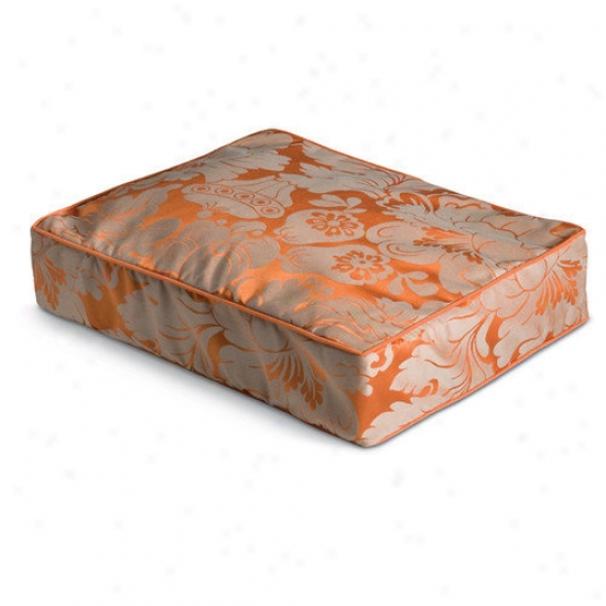 Crypton Couture Melrose Persimmon Pet Bed