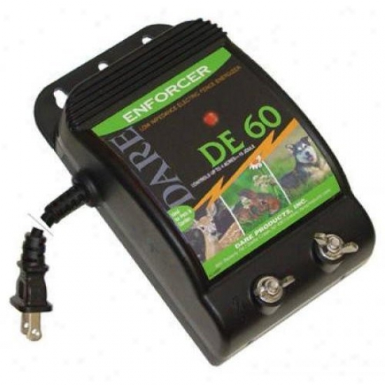 Brave Products De 60 Electric Fence Controller