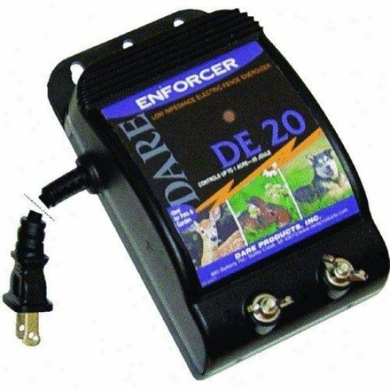Dare Products De20 Electric Fencing Charger