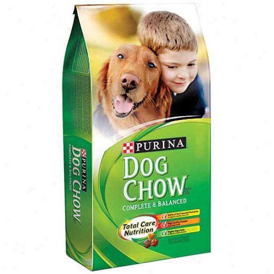 Dog Chow Complete And Balanced Dog Food, 4.4 Lbs