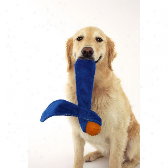 Doggles Ears Dog Toy In Blue
