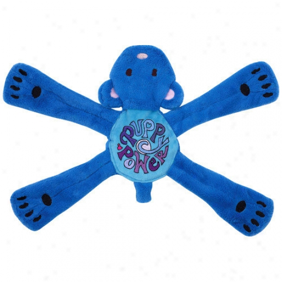 Doggles Hippie Pentas Dog Toy In Dismal