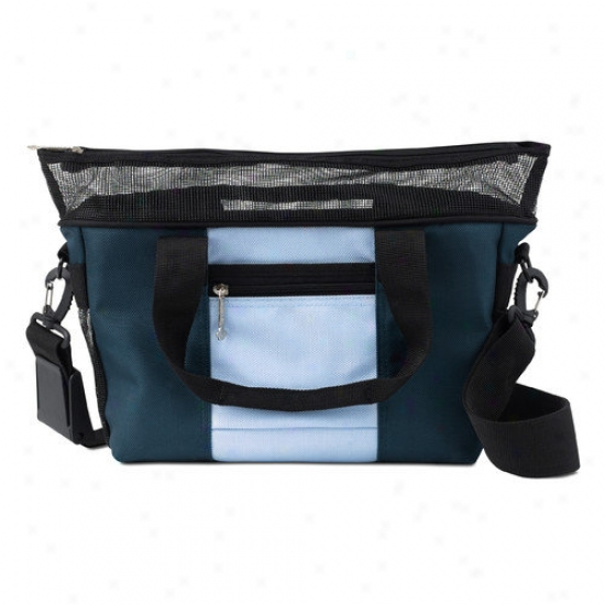Doggles Style Dog Carrier In Blue