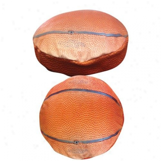Dogzz2z Round Basketball Dog Bed