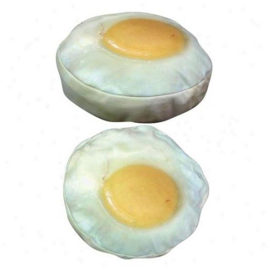 Dogzzzz Round Egg Dog Bed