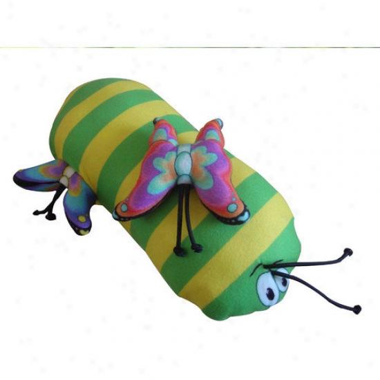 Dogzzzz Tough Chew Butterfly Dog Toy Set
