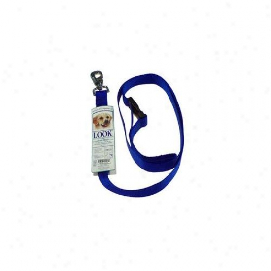 Doskocil 01146 6 Ft.  X 1 Inch Royal Blue The Easy Hitch Leads