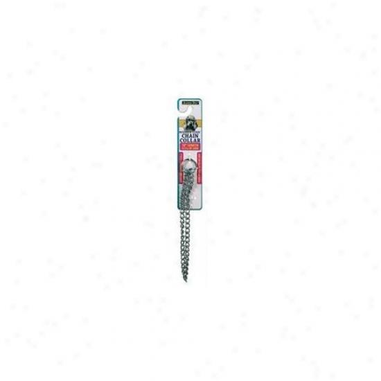 Diskocil - Aspen Pet 18inch X 2mm Light Weight Strong Link Chain Collar  82118