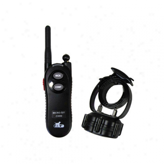 Dt Systems Micro-idt Remote Dog Trainer