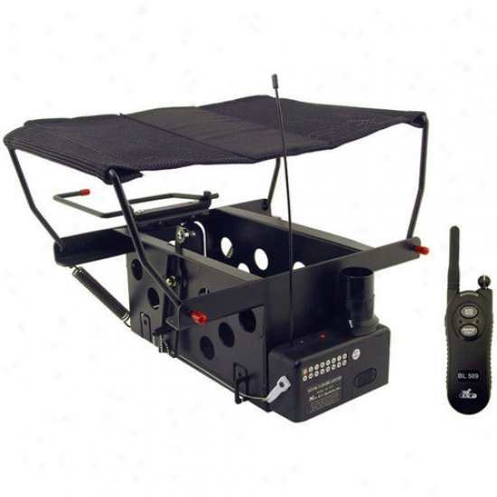 Dt Systems Natural Flush Small Bird Launcher For Quail And Pigeon-ize Birds With Remote