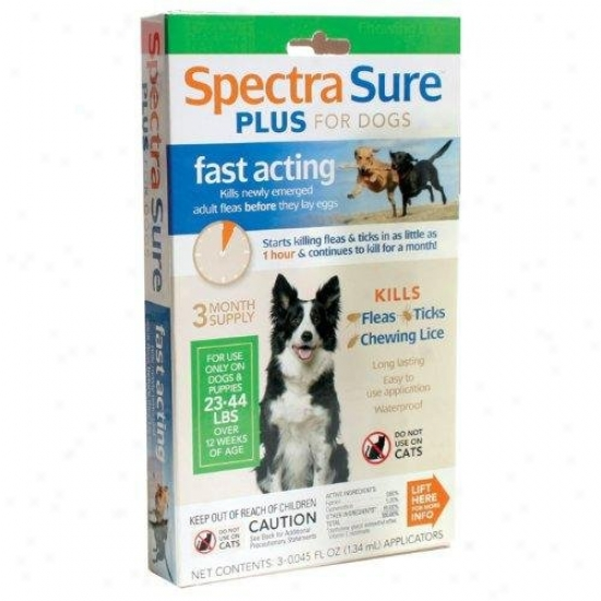 Durvet 011-1153 Spectra Sure More For Dogs