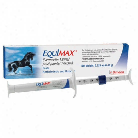Durvet Equimax Paste Dewormer