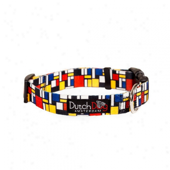 Dutch Dog Amsterdam Fashion Dog Collar