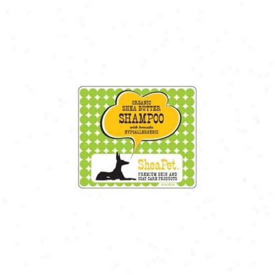 Earthbath Shea Pet Alligator-pear Shampoo (18 Oz.)