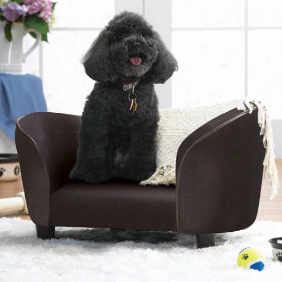 Enchanted Home Pet Snughle Dog Bed