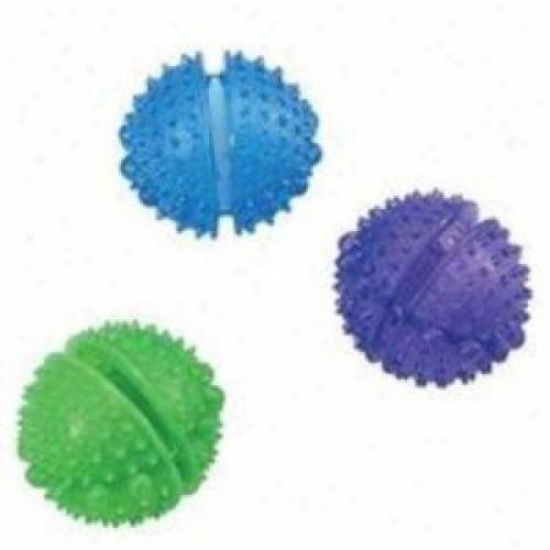 Ethical Dog 4124 Dura-brite Bonus Entertain Ball