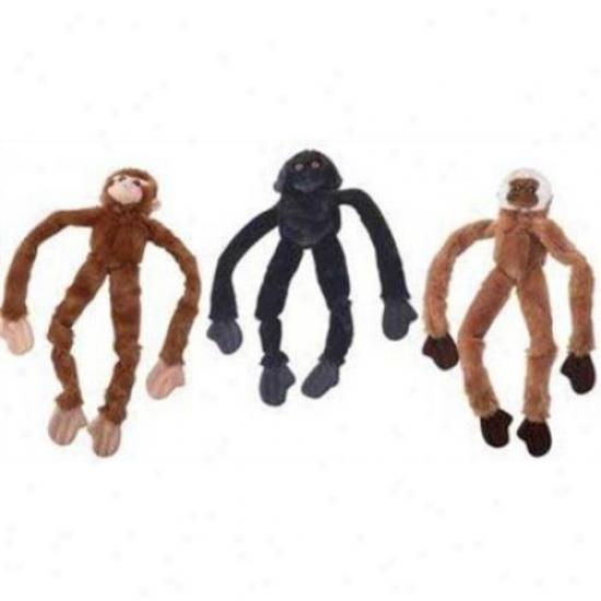 Ethical Dog 5546 Skinneez Monkey