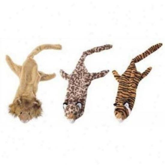 Ethical Dog 5569 Skinneez Jungle Cats