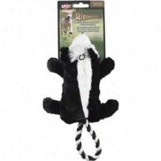 Ethical Dog 5659 Skinneeez Lil Bite Rope Tug