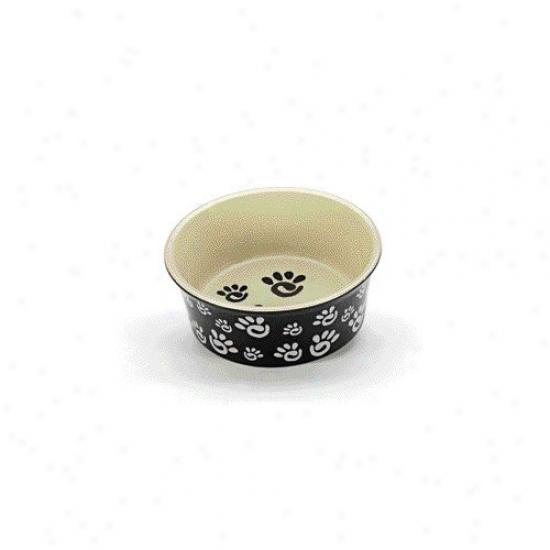 Ethical Pet Designer Print Dog Dish