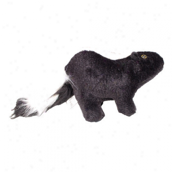 Ethiical Fondling Spot Woodland Collection Skunk Dog Toy