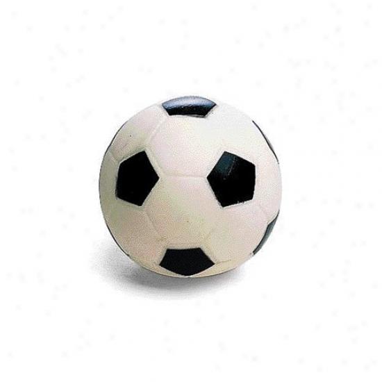 Ethical Pet Vinyl Soccer Ball Dog Toy