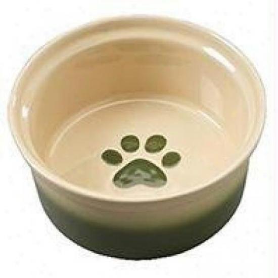 Ethical Stoneware 6961 Two Tone Sahara Dog Disu