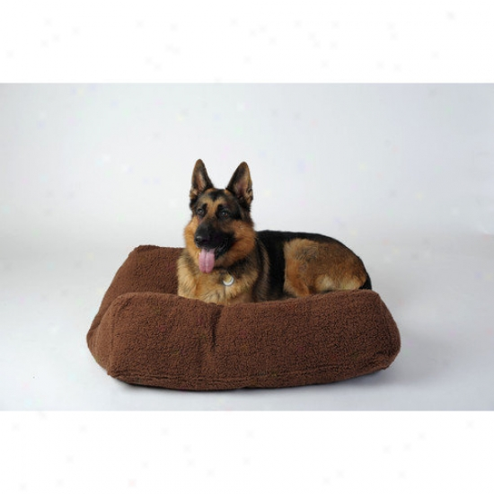Everest Pet Cloudy Pouf Pet Bed