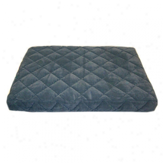 Everest Pet Quilted Orthopedic Dog Bed With Protector  Pad In Dismal