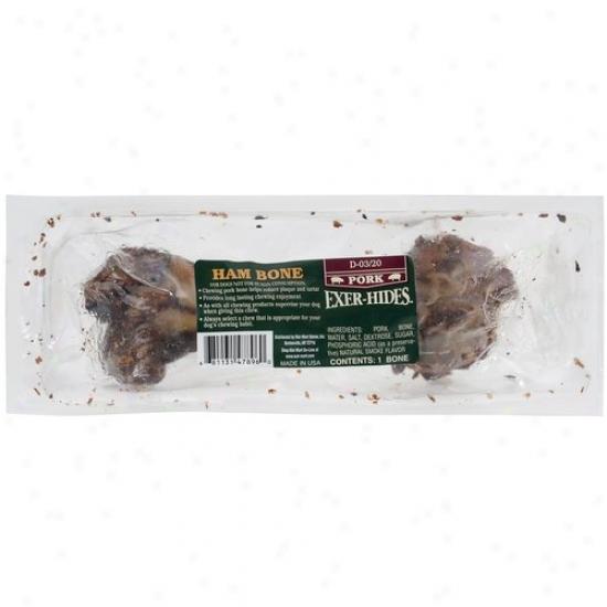 Exer-hides Ham Bone, 3-pack