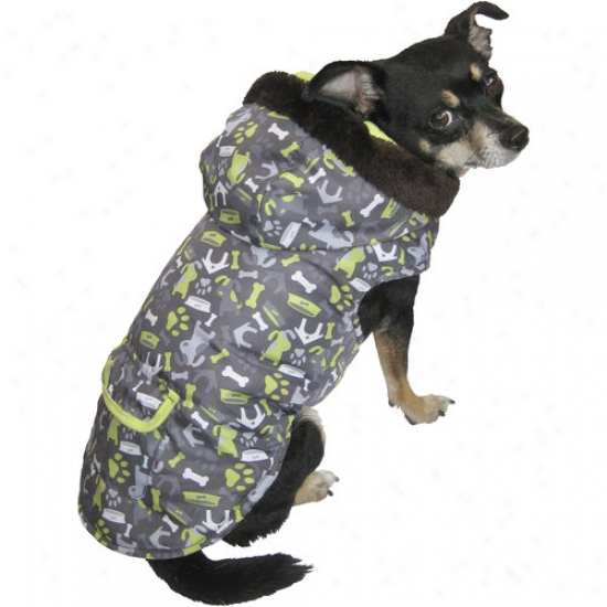 Fall/winter Dog Coat, Dog Pattern, (multiple Sizes Available)