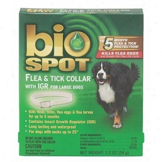 Farnam 100502197 Bio Sot Flea And Tick Collar With Igr
