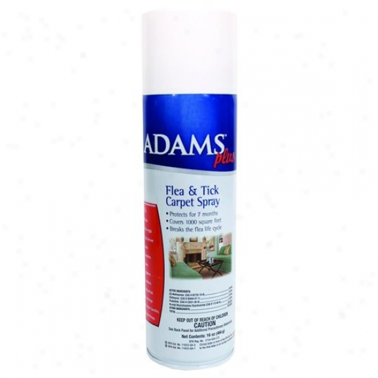 Farnam 100512402/3006018 Adams Plus Flea And Tick Carpe Spray