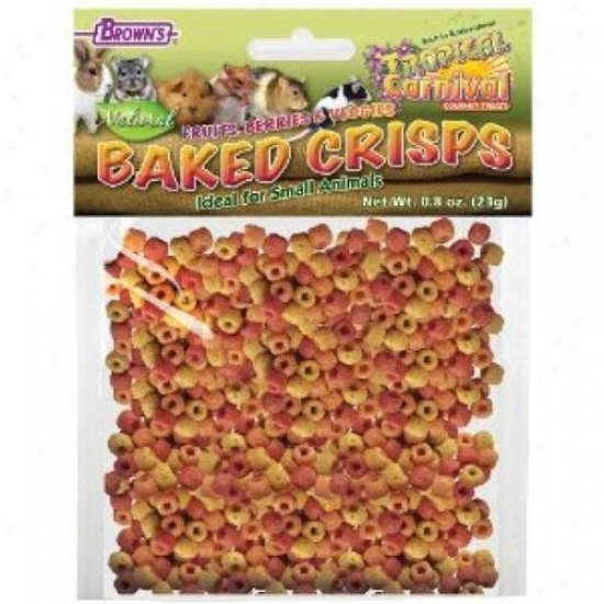 Fm Browns 44525 Tropical Cqrnival Baked Crisps